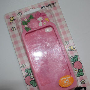 My Melody Sanrio iPhone 4S Case